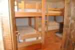Des lits superposés
