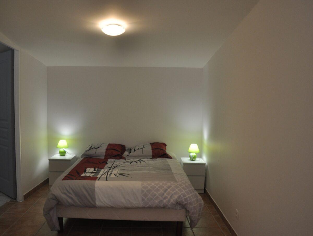 Chambre de la petite maison annexe (lit 140)