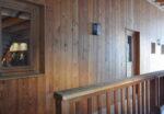 Des murs de bois