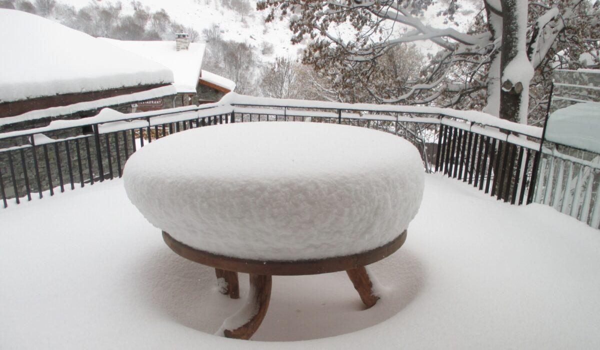 Tranche de neige