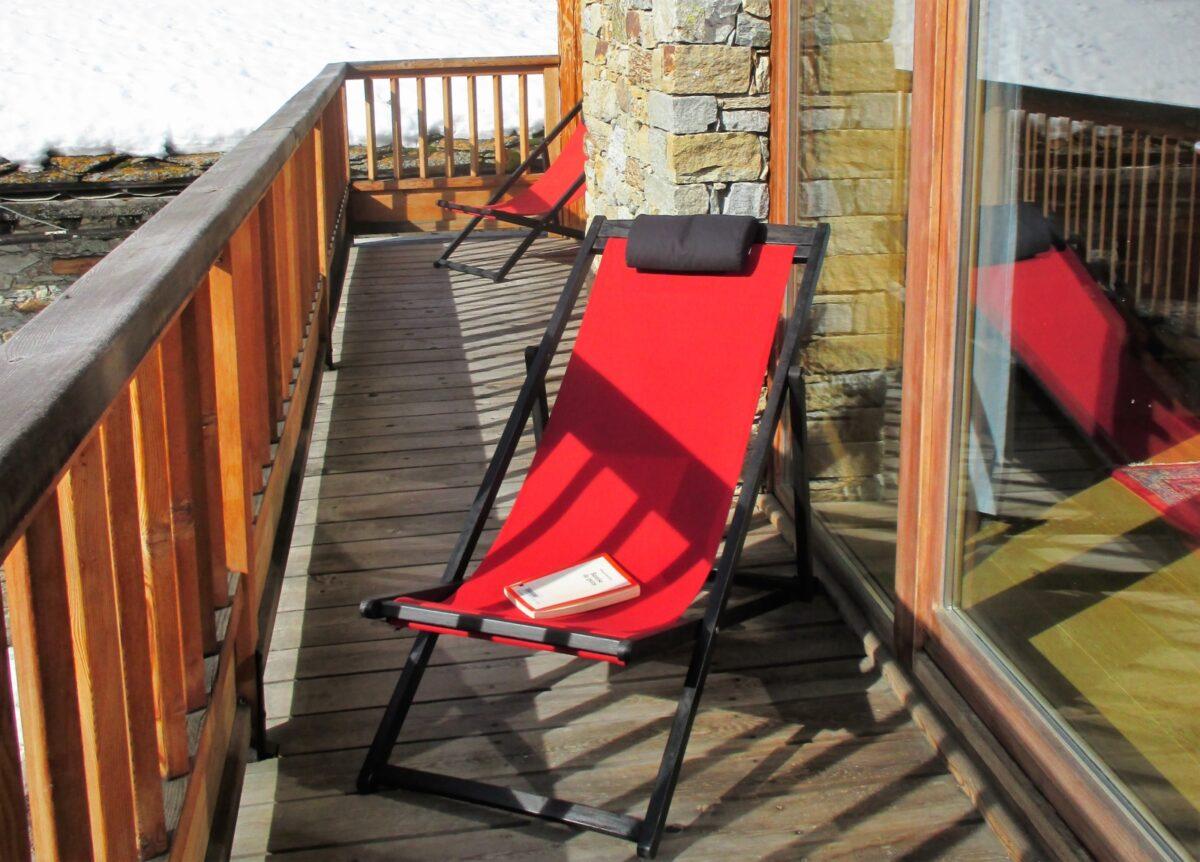 Un balcon un relax