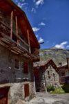 Des maisons de pierre